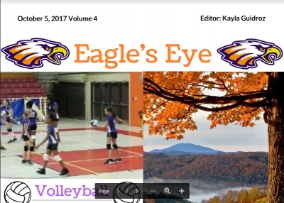October 5, 2017 Newsletter