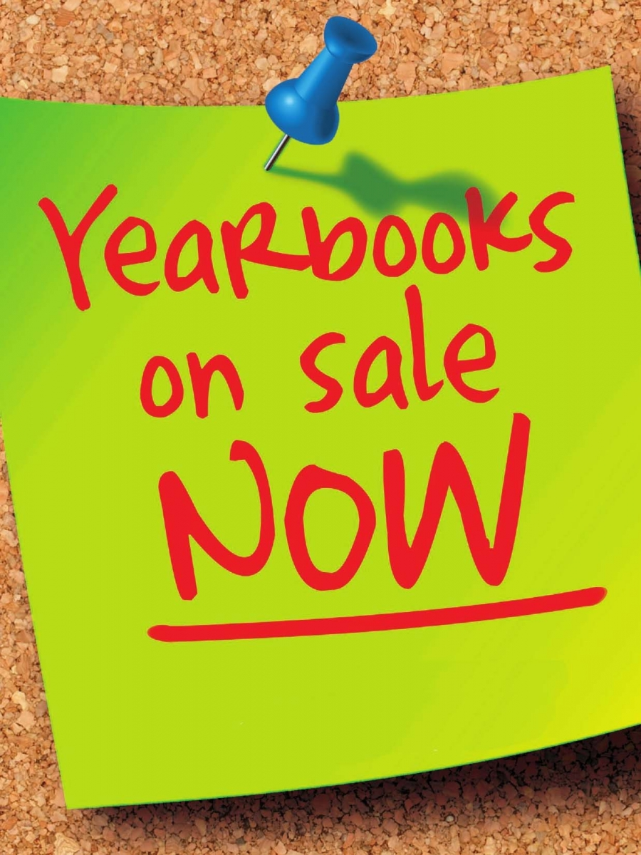 Image result for advertisement for purchasing yearbooks