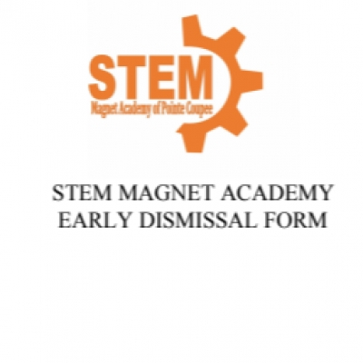 STEM Early Dismissal Form
