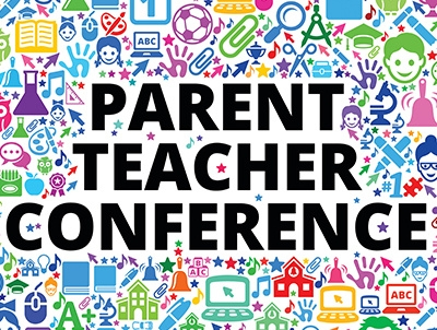 Monday, October 19 is Parent/Teacher Conference Day!